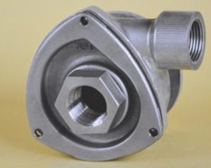 不锈钢耐腐蚀泵体铸造